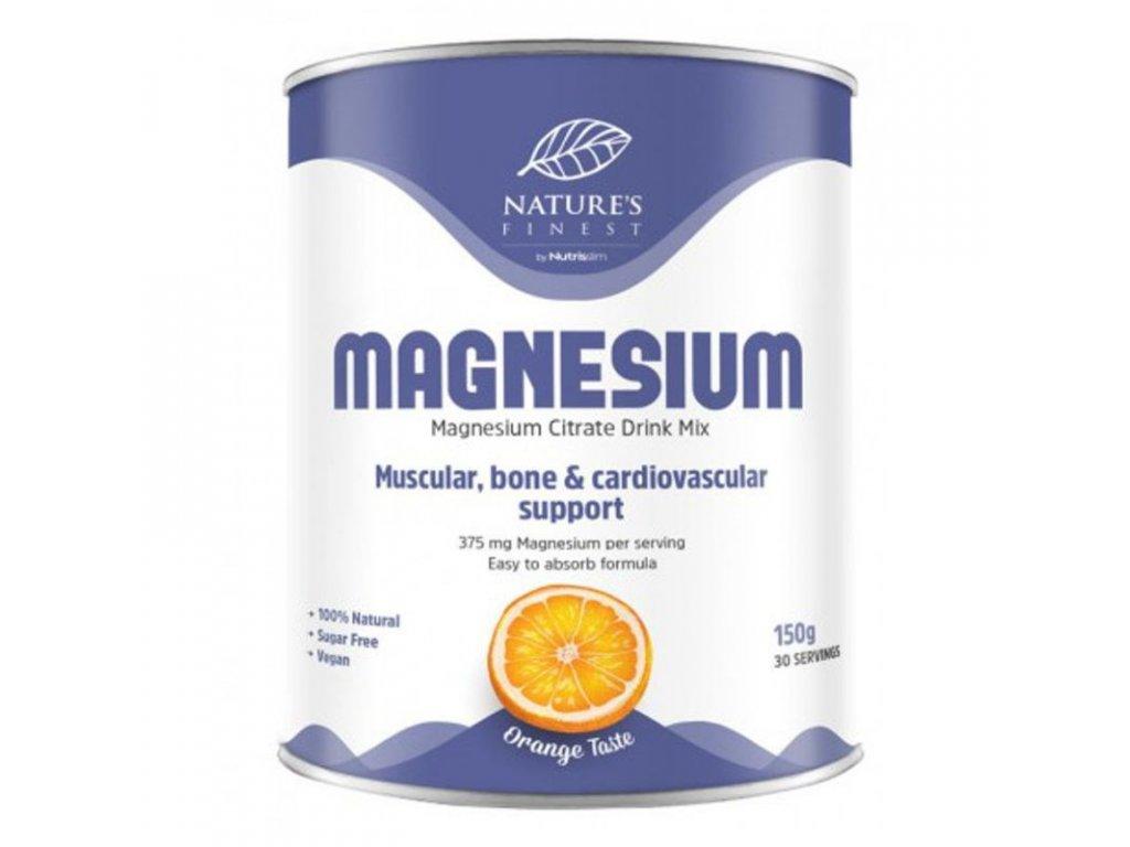 Magnesiumcitrate150g Nutrisslim