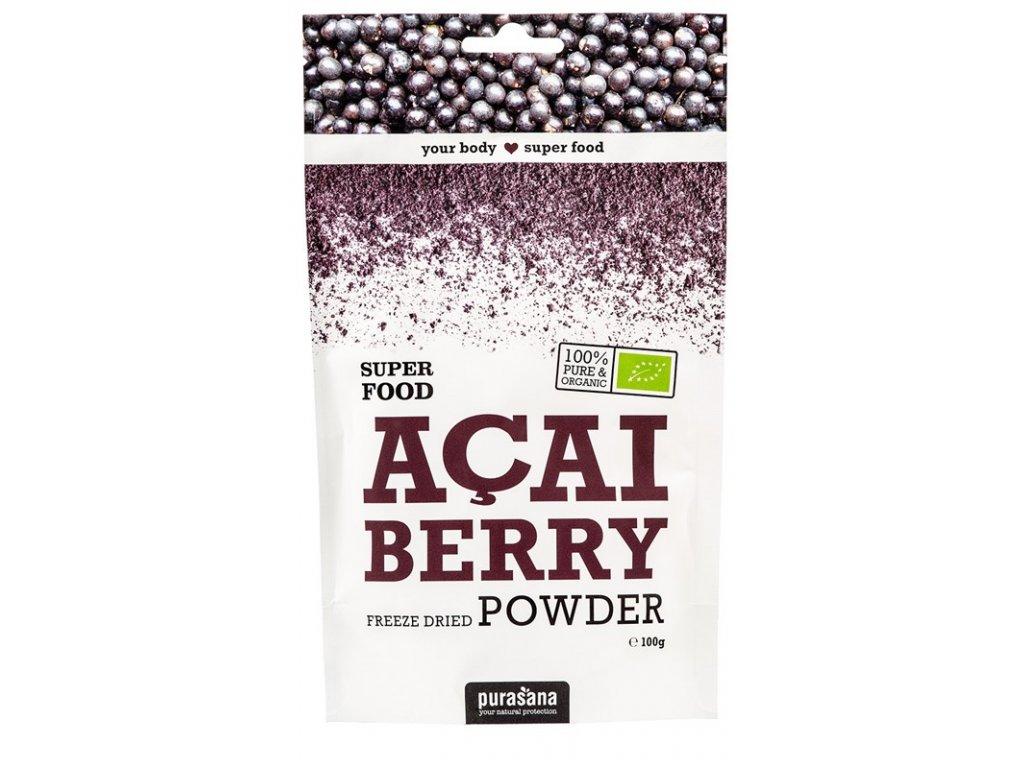 Acai Berry Powder BIO 100g