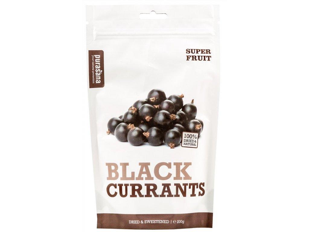 Purasana Black Currants 200 g