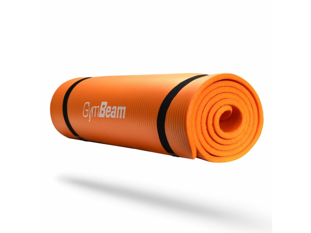 Podložka na cvičení Yoga Mat Orange - GymBeam