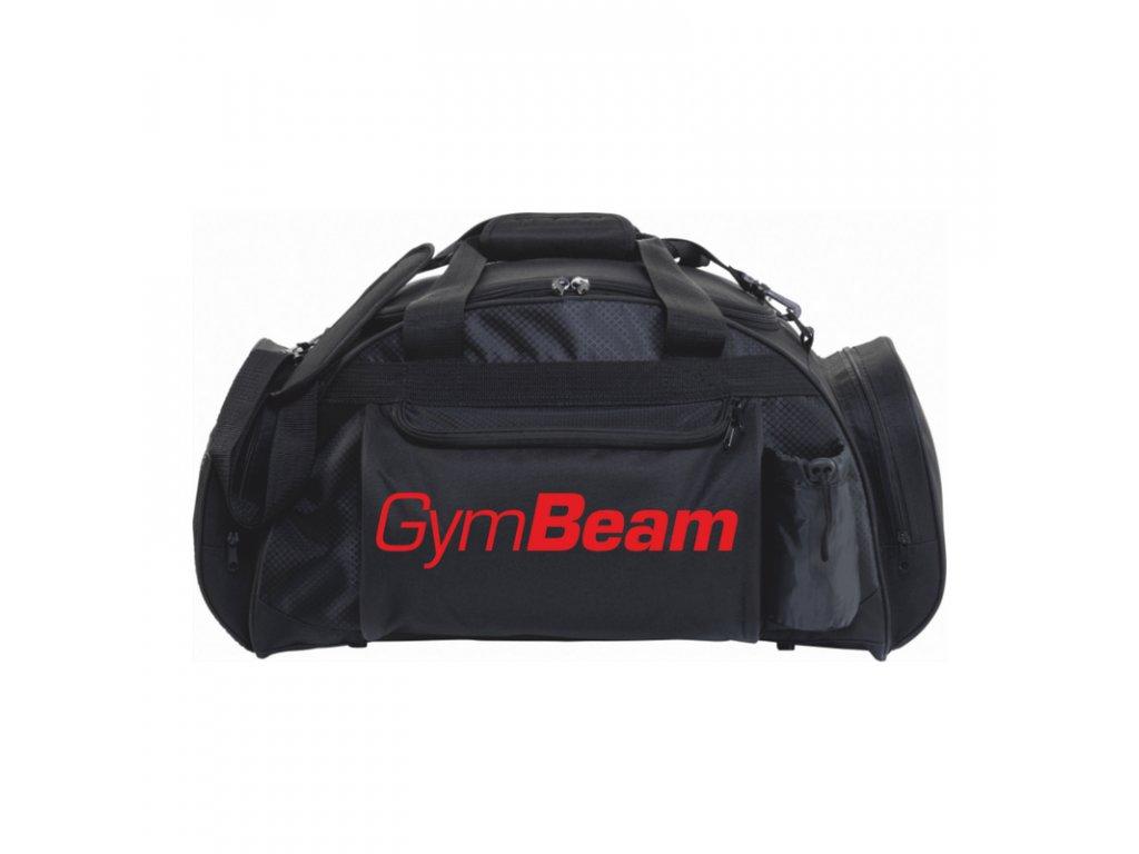 Sportovní taška Profi Black - GymBeam