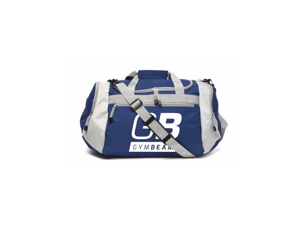 Sportovní taška Simple Blue - GymBeam