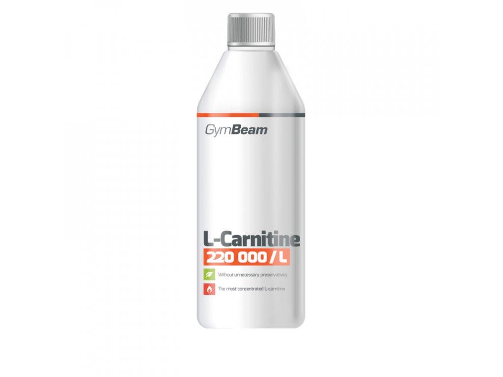 Spalovač tuků L-Karnitin - GymBeam