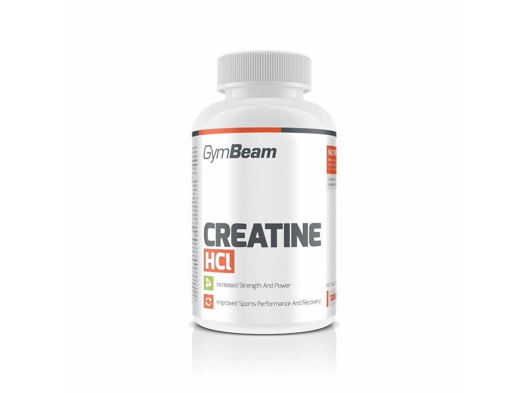 Kreatin HCl 120 kaps - GymBeam