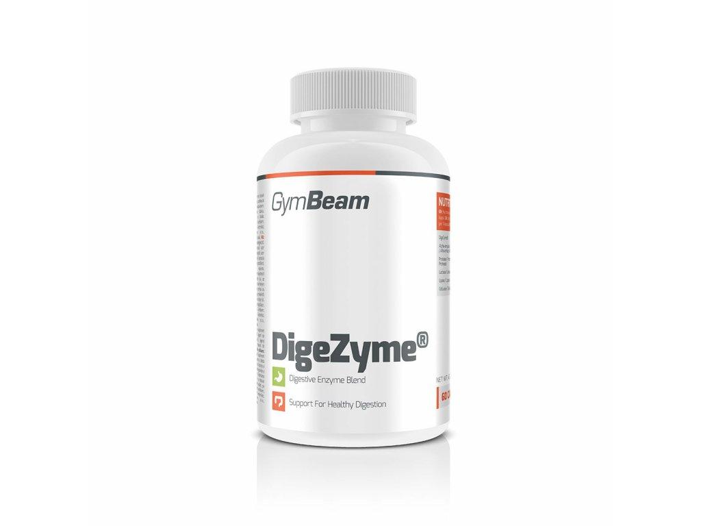 DigeZyme 60 kaps - GymBeam