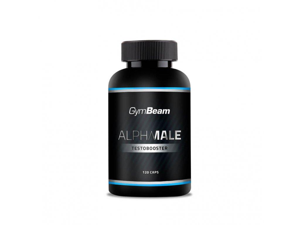 AlphaMale TestoBooster 120 kaps - GymBeam