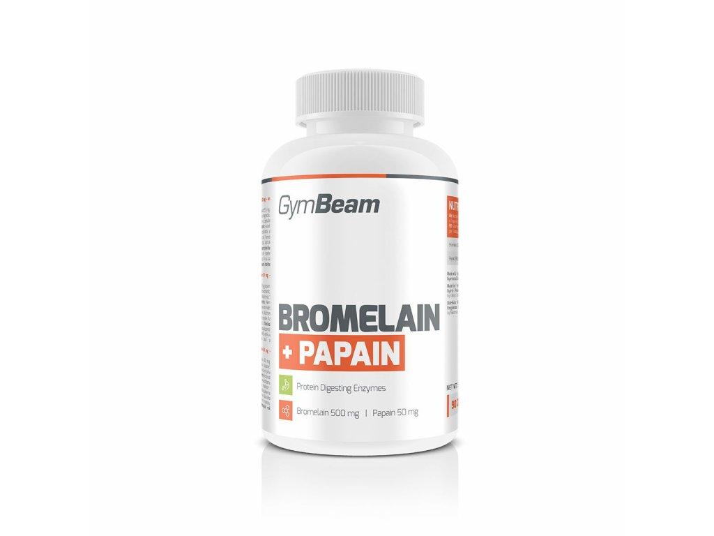 Bromelain Papain - GymBeam