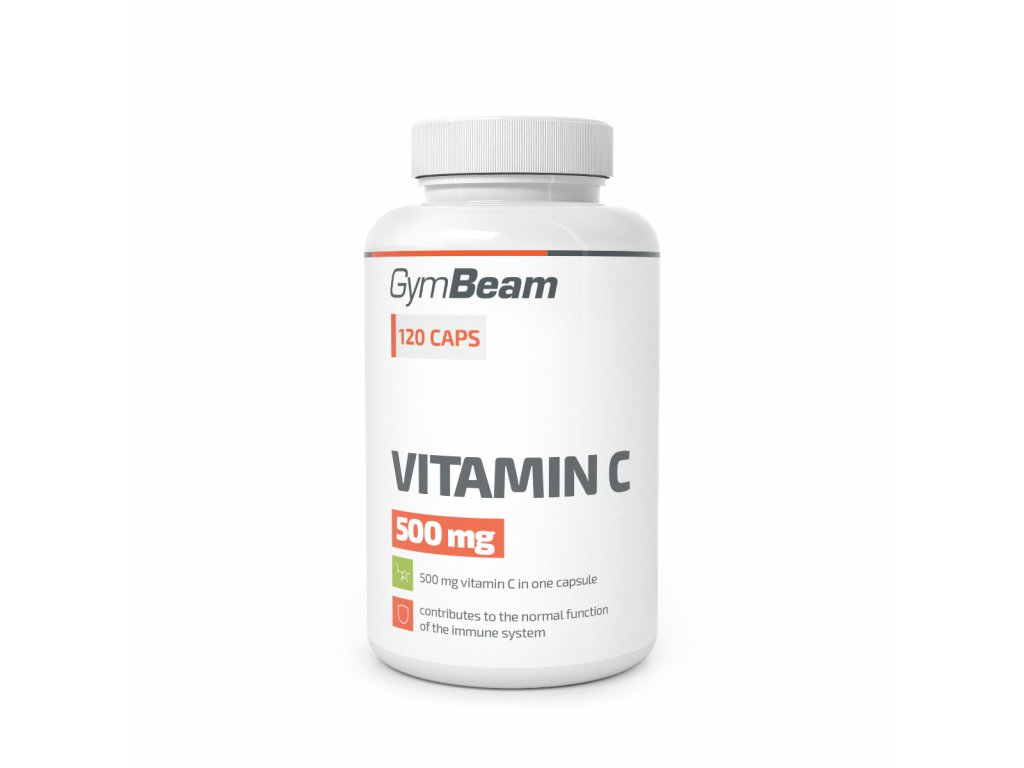 Vitamin C 500 mg - GymBeam