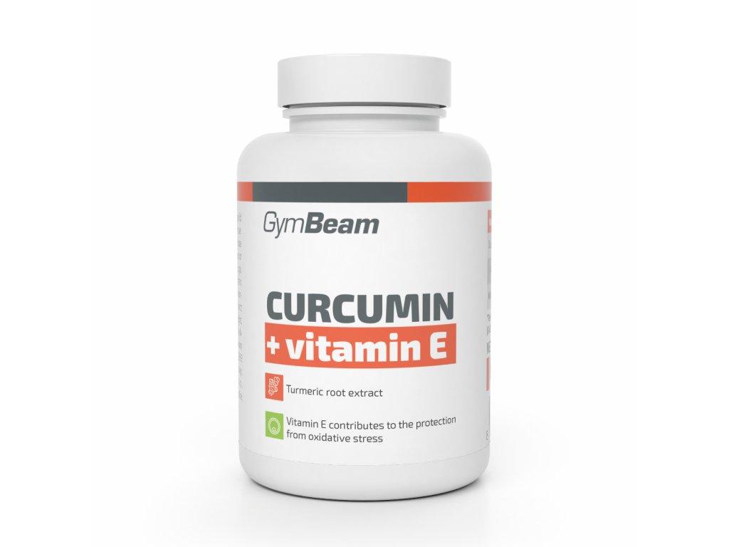 Kurkumin + Vitamín E - GymBeam
