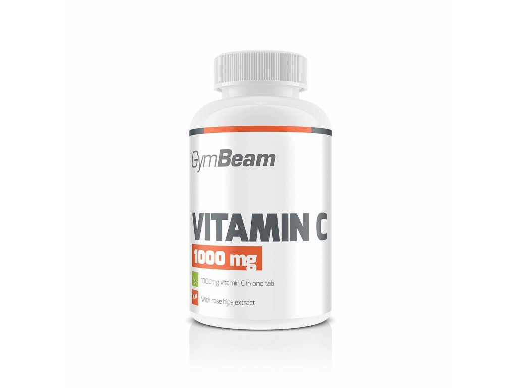 Vitamín C 1000 mg - GymBeam