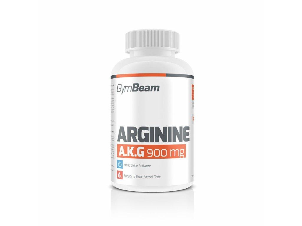 Arginin A.K.G 120 tab - GymBeam