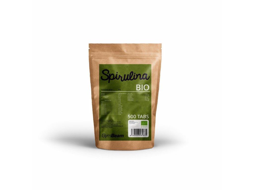 Bio Spirulina 500 mg 500 tab - GymBeam