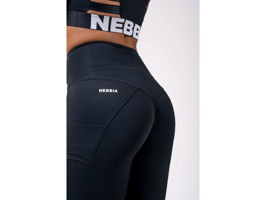 505 black detail nebbia leggings 3