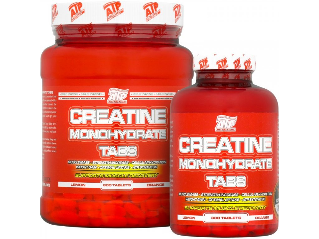 creatine monohydrate tablety