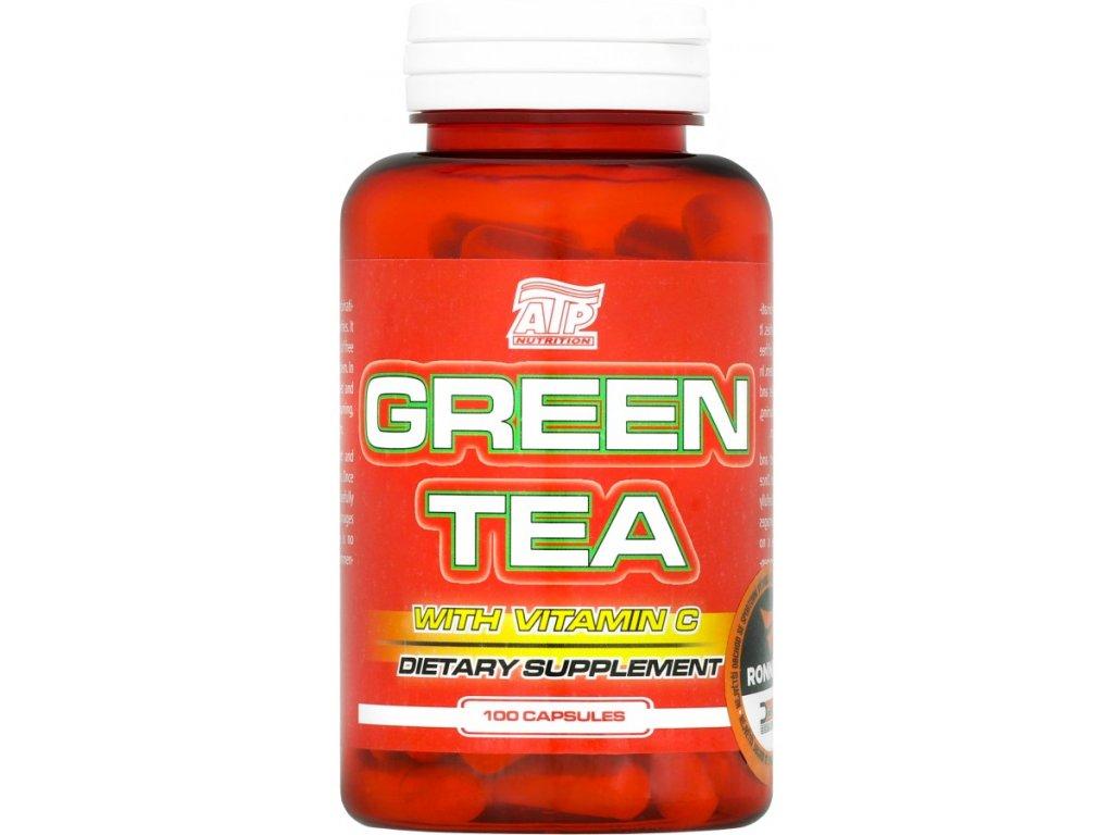 green tea 100 cps