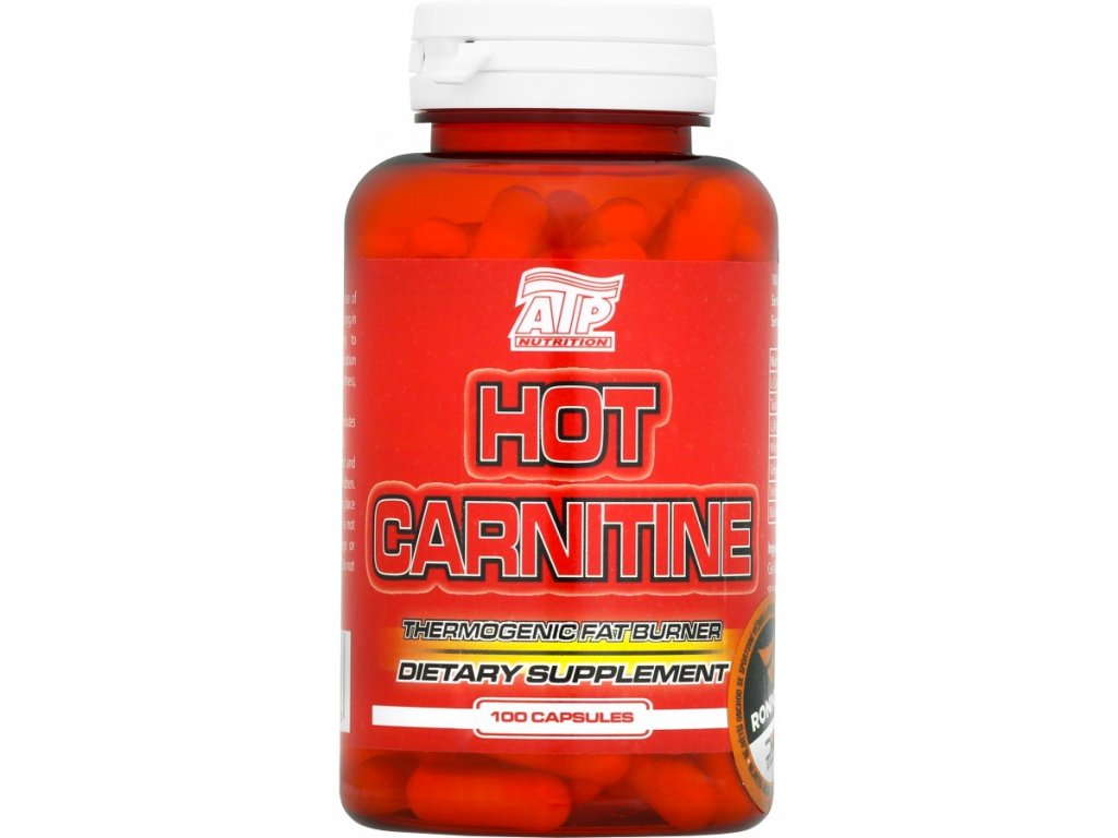 hot carnitine 100 cps