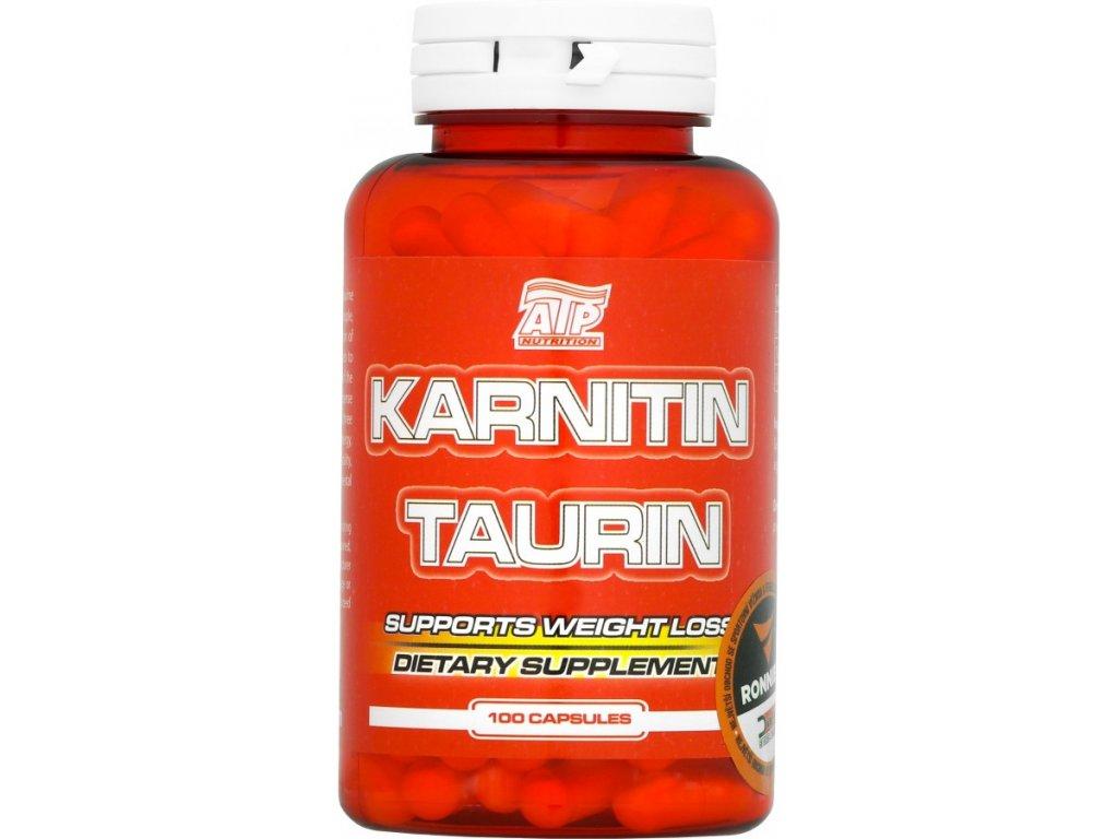 karnitin taurin 100 cps