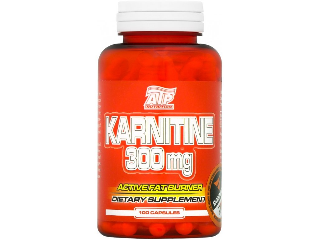 karnitine 300 mg 100 cps