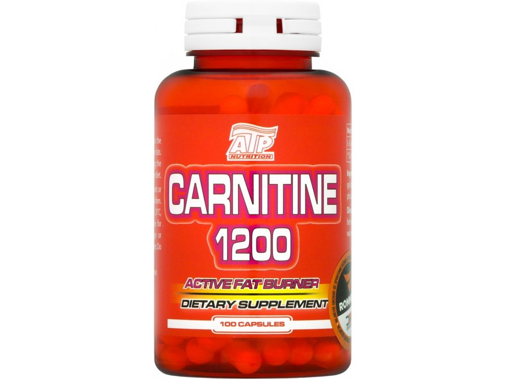 carnitine 1200 100 cps