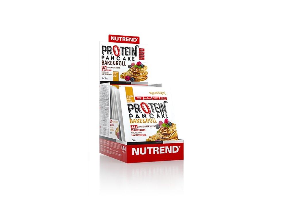 NUTREND Protein Pancake 500g