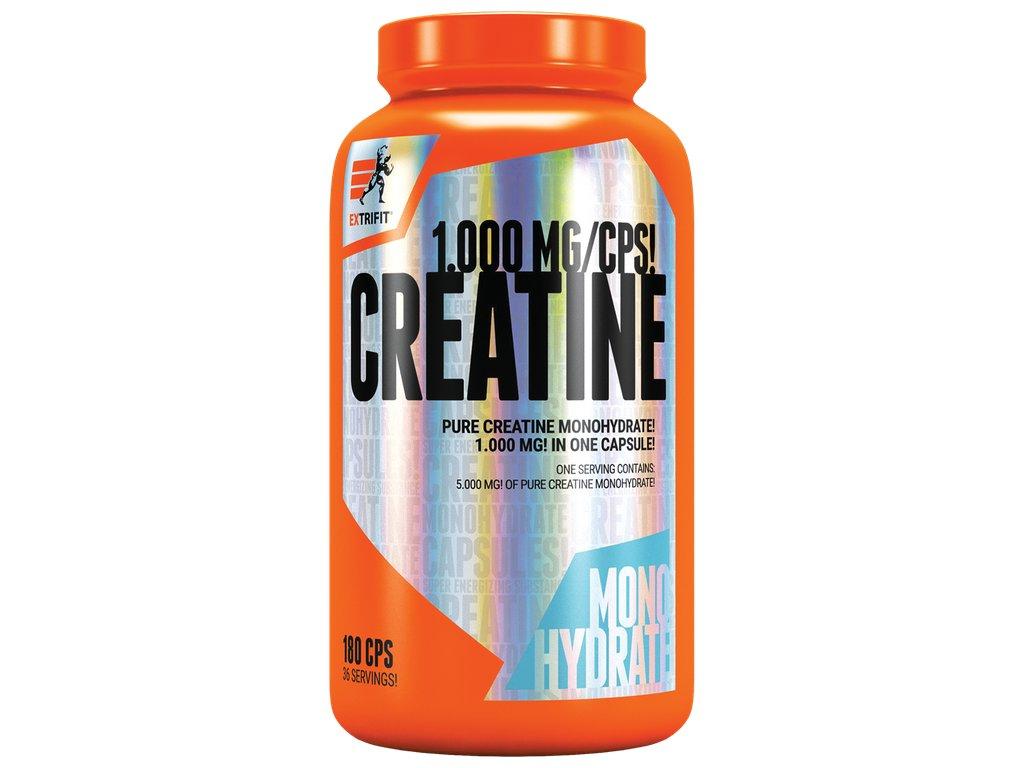 Extrifit Crea Monohydrate 180 kapslí