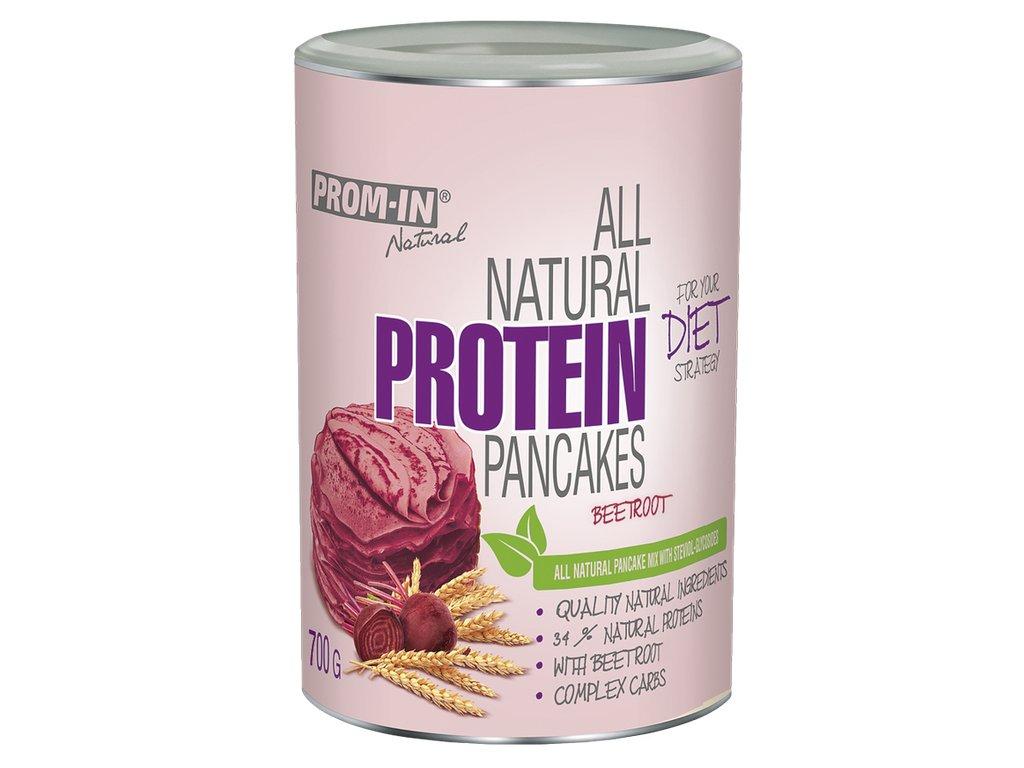 PROM-IN Proteinové palačinky (červená řepa) 700 g