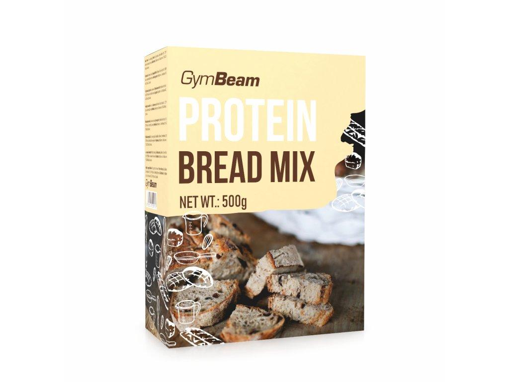 GymBeam Proteinový chléb Protein Bread Mix 500 g