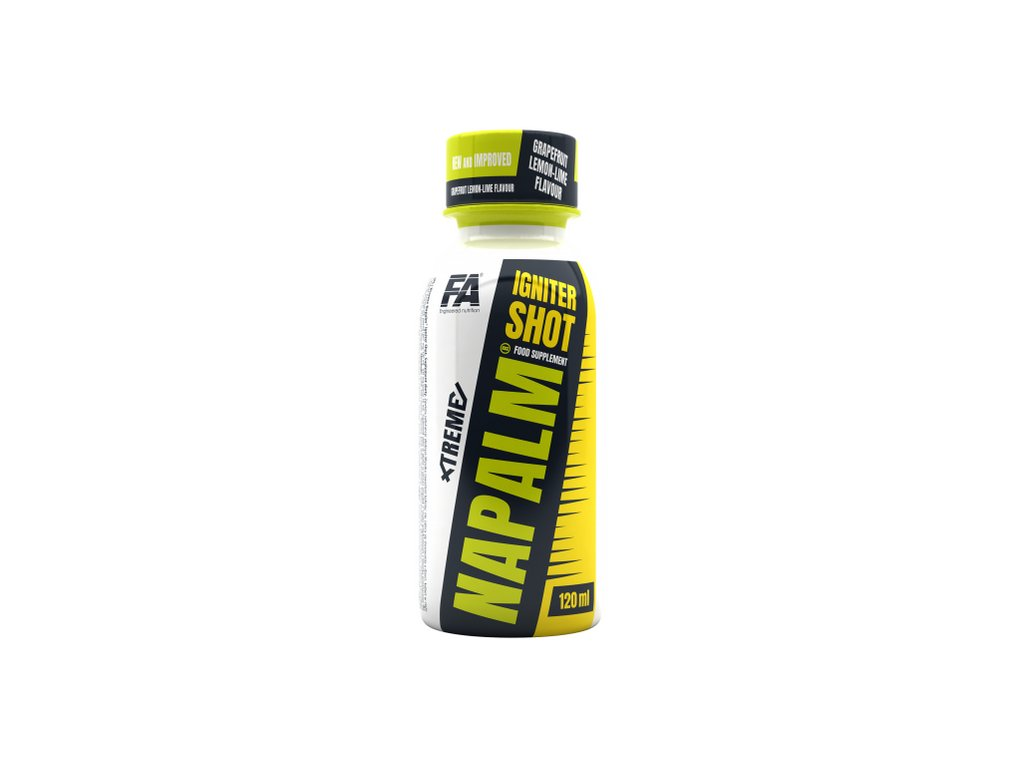 Fitness Authority Xtreme Napalm Igniter Shot 120 ml