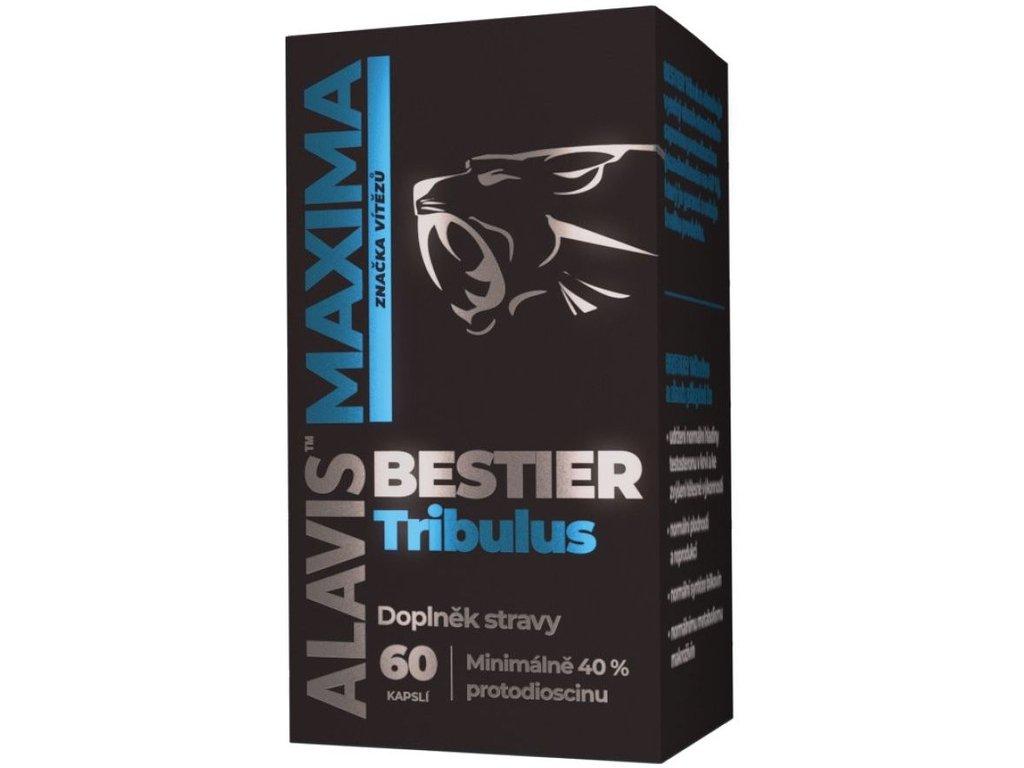 Alavis Maxima Bestier Tribulus 60 cps