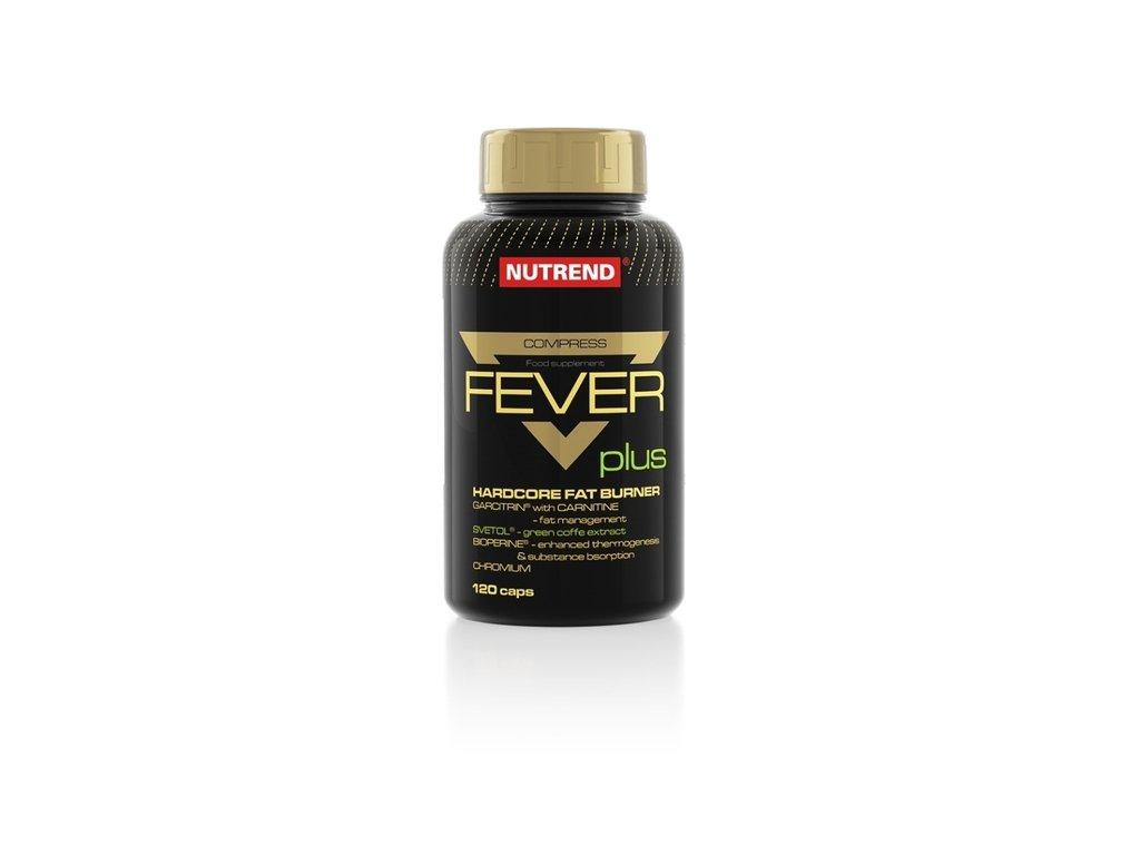 NUTREND Fever Plus 120 kapslí