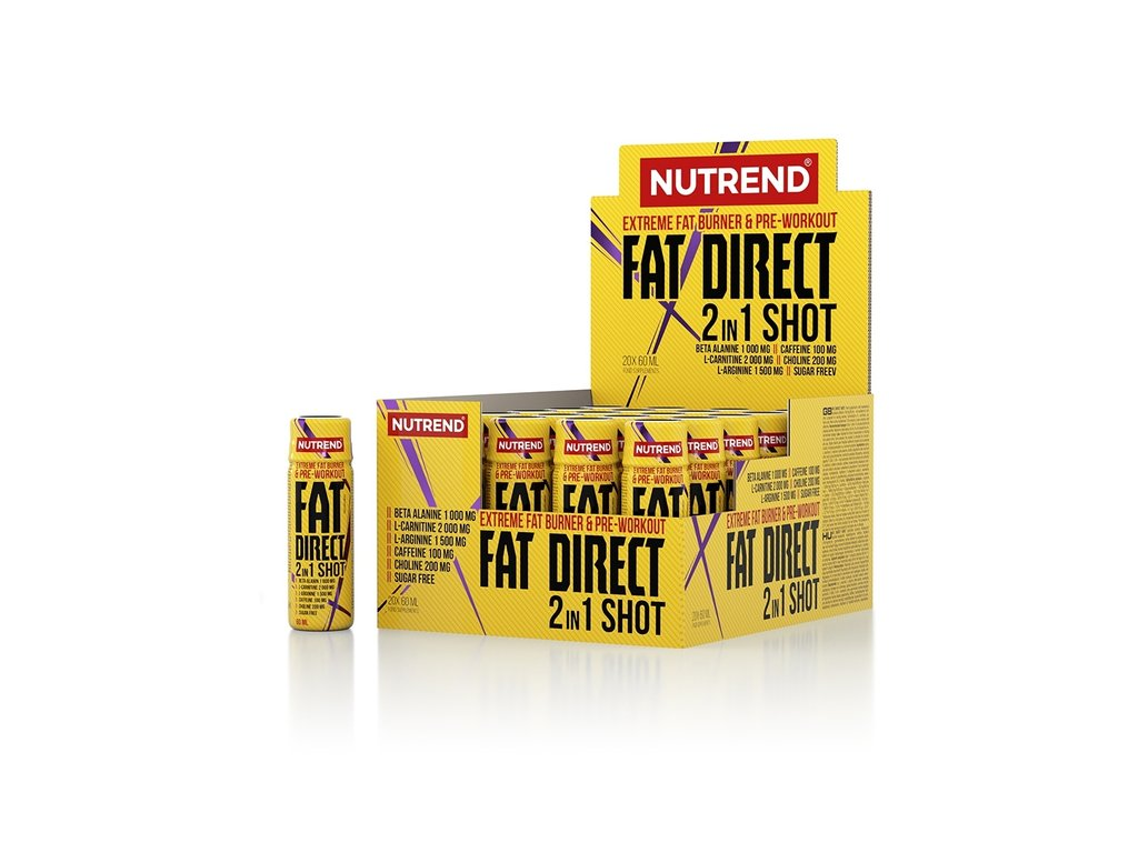 NUTREND FAT DIRECT SHOT 1200 ml