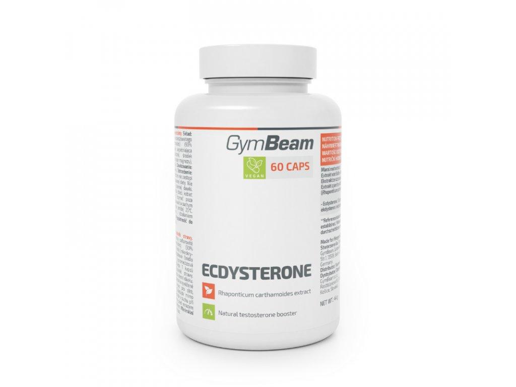 GymBeam Ecdysterone 60 kapslí