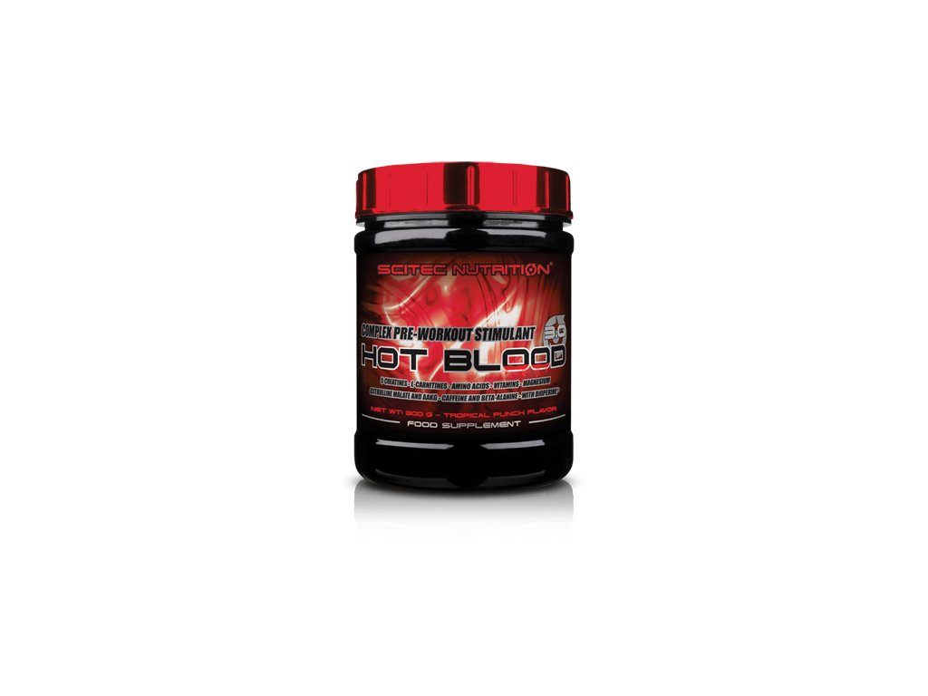 Scitec Hot Blood 3.0 820 g