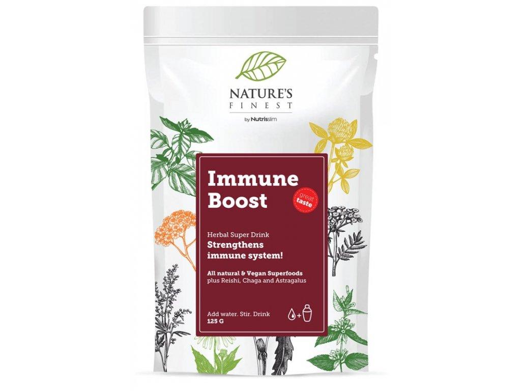 Nutrisslim Immune Boost Směs adaptogenů 125 g