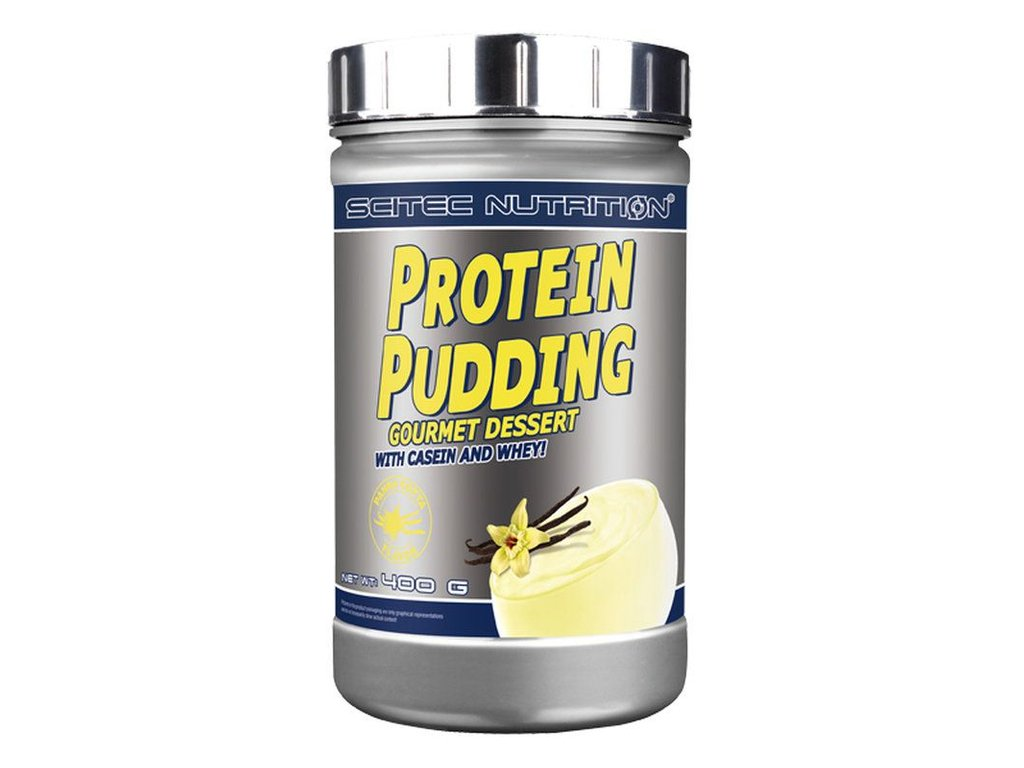 Scitec Nutrition Protein Pudding double chocolate 400g