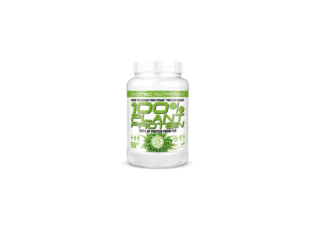 Scitec 100% Plant Protein 900 g