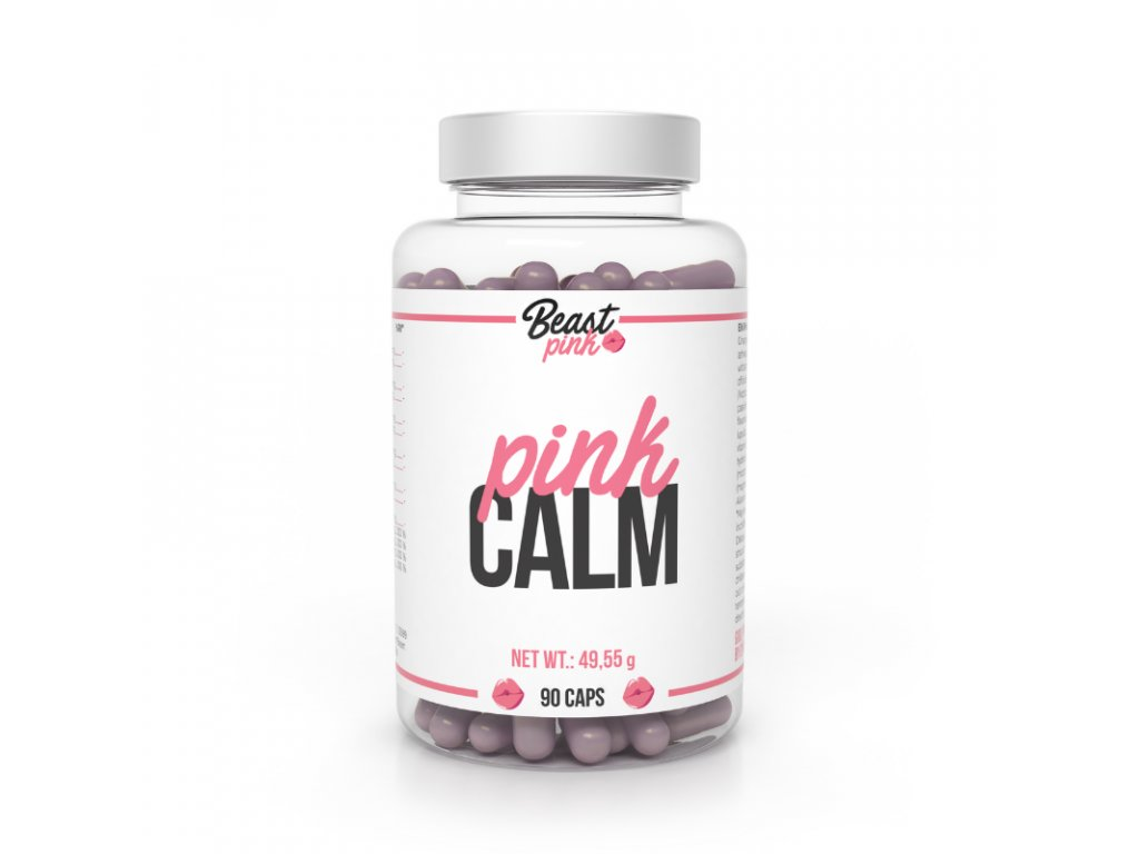 BeastPink Pink Calm 90 kapslí
