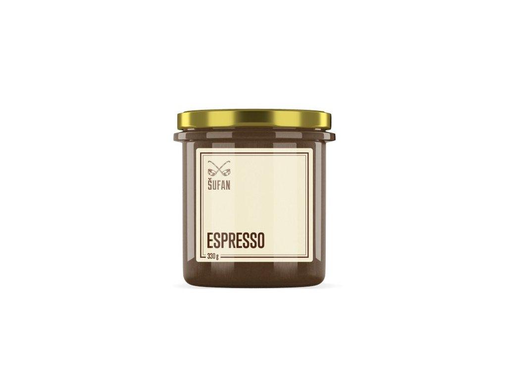 Šufan Espresso krém 330 g
