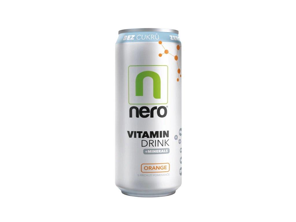 Nero Active Drink ZERO 330 ml