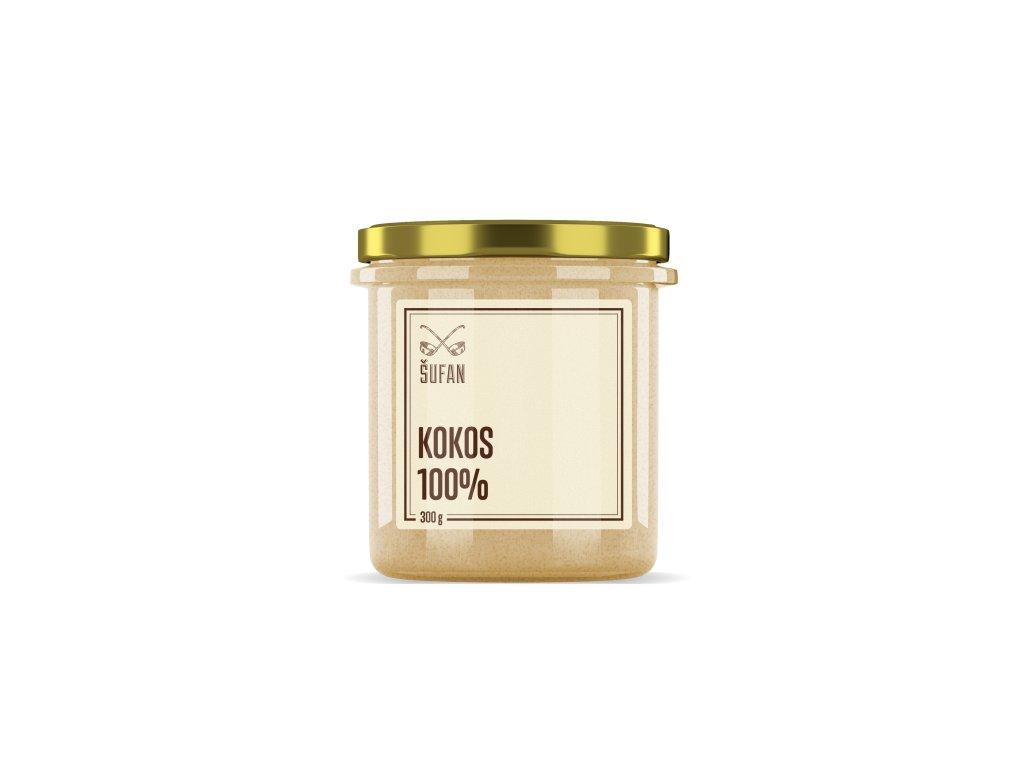 Šufan KOKOSOVÉ Máslo RAW 300 G
