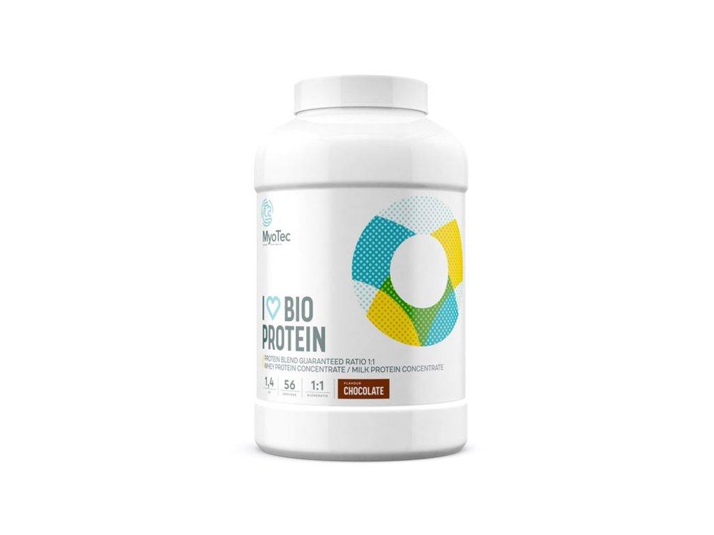 I Love BIO Protein 1,4kg čokoláda