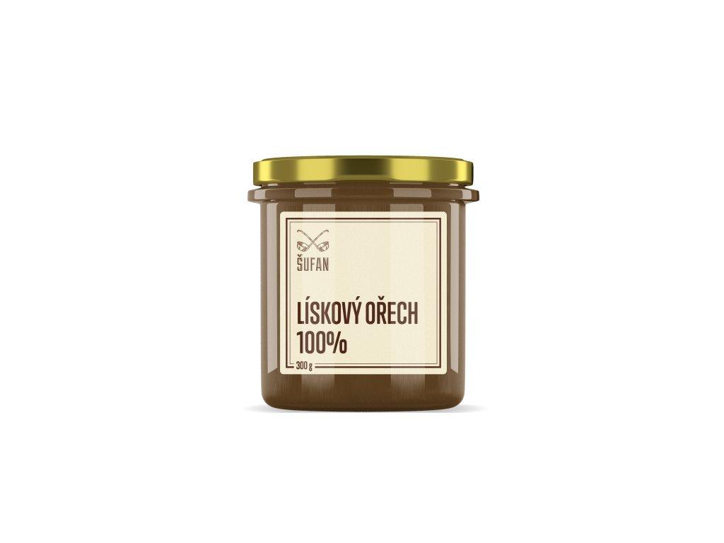 Šufan Lískoořechové máslo 300g