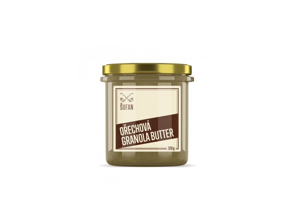 Šufan Granola Butter ořechová 330 g