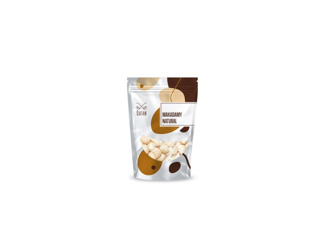 Šufan Makadamové ořechy natural