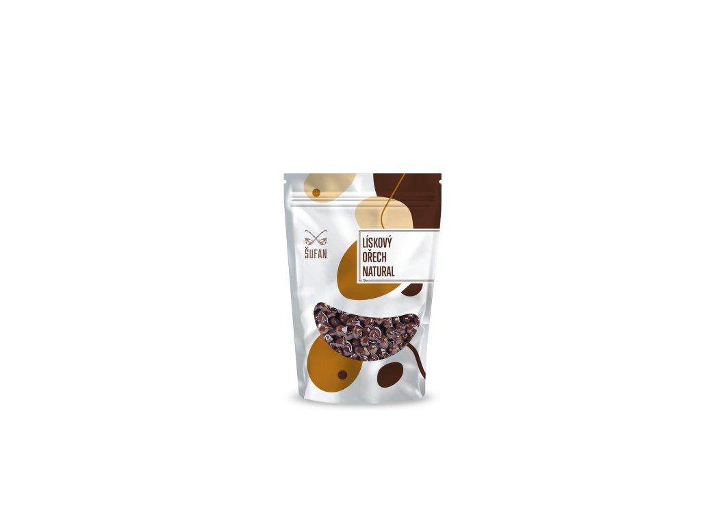 Šufan Lískový ořech natural
