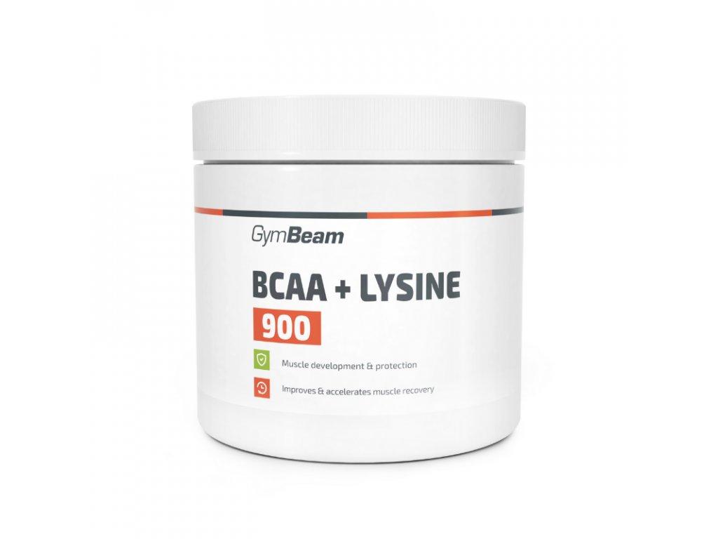 GymBeam BCAA + Lysine 900 300 tablet