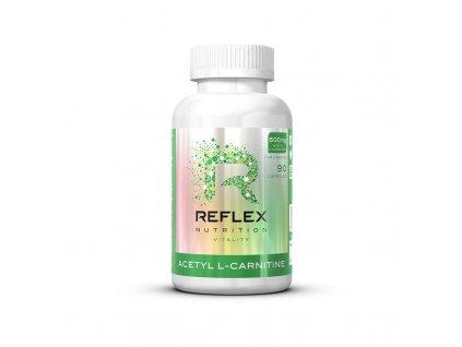 Acetyl L-Carnitine 90 kapslí