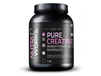 Pure Creatine Monohydrate 1000g