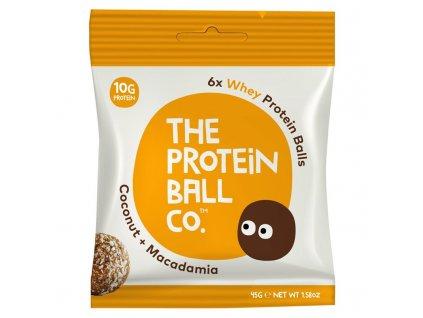 Whey Protein Balls 45g (Syrovátkové proteinové kuličky)