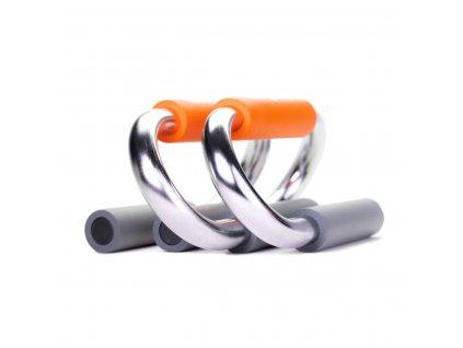Adaptér na kliky Steel - GymBeam